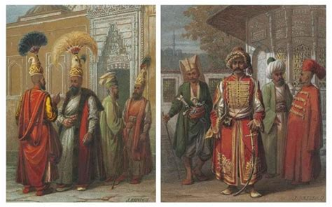 ottoman officials giovanni brindesi 2 works ottoman officials