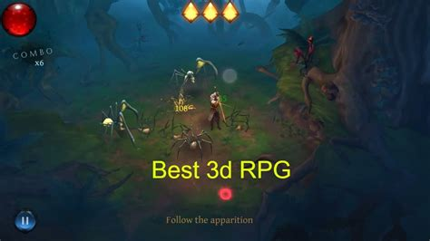 Blade Bound 1 blade bound hd 3d rpg android ios gameplay must play