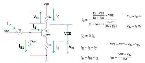 transistor lifier equations npn transistor principles and practical uses electronicsbeliever