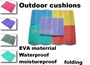 Inexpensive Outdoor Chair Cushions New Eva Camping Mat Picnic Tent Pads Moistureproof