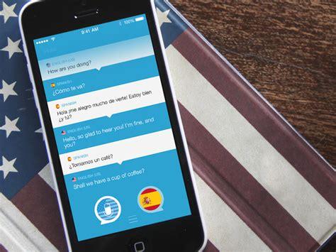traduttore mobile speak translate for messenger mobile app the best