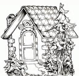 coloring pages of houses house coloring pages coloringpagesabc