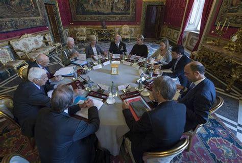consiglio dei ministri riunione di oggi riunito consiglio supremo difesa quot tensioni e instabilit 224