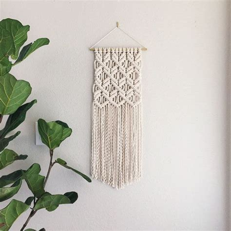 Modern Macrame Patterns - macrame patterns macrame pattern macrame wall hanging