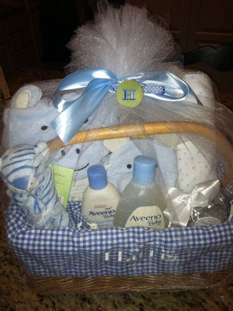 how to wrap gift baskets with cellophane baby shower hint white tulle is a great substitute for