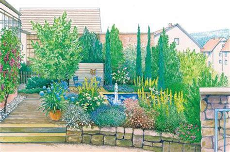 Garten Gestalten Toskana by Vorgarten Mit Und Schmucklilien Gestalten Mein