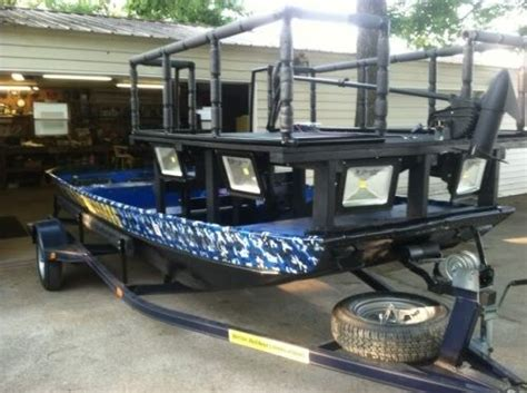 bowfishing boat build 17 best images about boats on pinterest jon boat bass