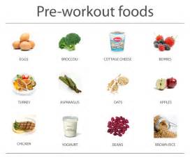 low carb foods list the best foods to eat before a workout