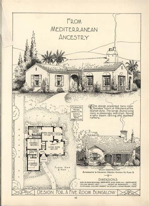vintage revival house plans