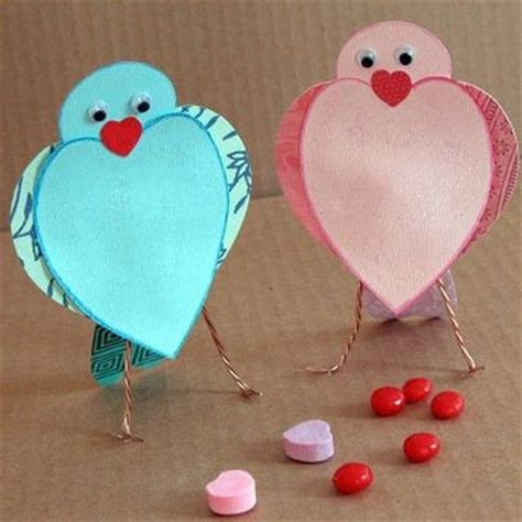 Valentines Papercraft - 15 s day craft ideas for and