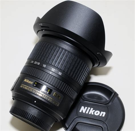 nikon dx nikon 10 24mm f 3 5 4 5g af s dx nikkor lens