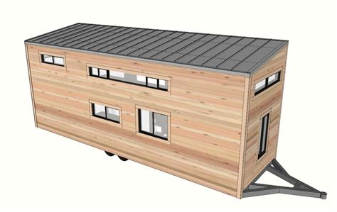 free tiny house on wheels plans tiny house plans home architectural plans