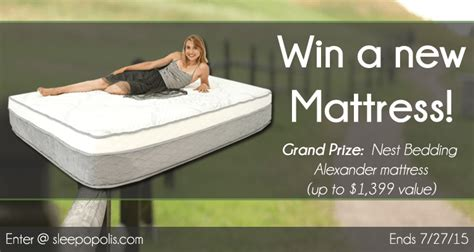 nest bedding reviews nest bedding mattress giveaway sleepopolis