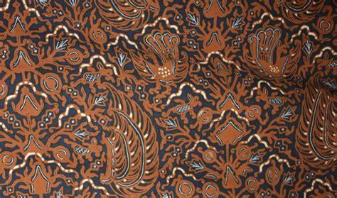 pattern of batik the forbidden designs in batik yogyakarta