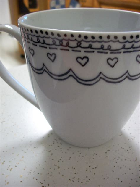cute cup designs diy cute mugs design ideas sogirlz