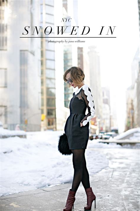 Fashion Newsletter Snow Chic by Looking Chic In The Snow Trendygal Fashion And Accessories
