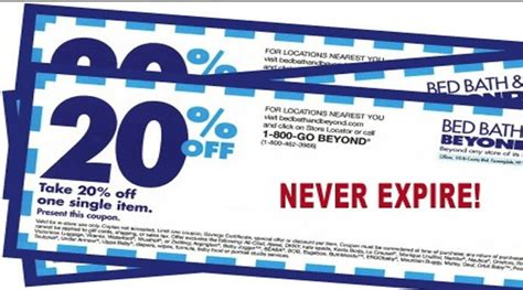 Bed Bath And Beyond Paper Coupons 2017