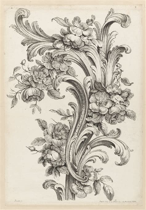 file alexis peyrotte floral and acanthus leaf design