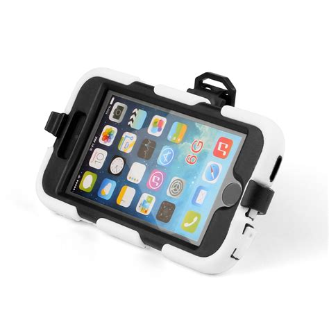 Casing Cover Waterproof Bag For Smartphone 4 7 5 5 Inch Abs180 new rugged heavy duty waterproof belt clip for iphone 6 4 7 quot af ebay
