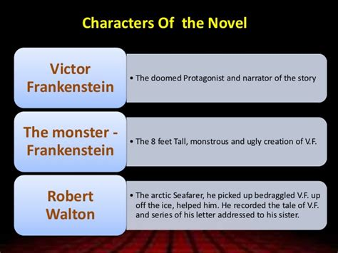 analysis of frankenstein narrative p 5 comparative study of frankenstein novel and movie