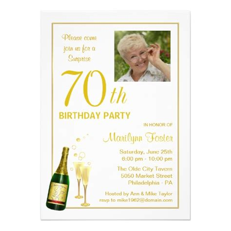 70th birthday invitation templates 70th birthday invitations ideas for him bagvania