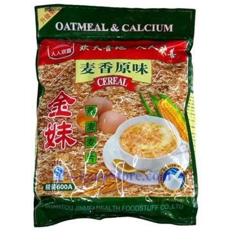 Instant Cereal Flavour picture of jinmei instant nutritious cereal with original flavor