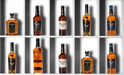 Top Shelf Canadian Whiskey by Canadian Whisky Guide Gentleman S Gazette