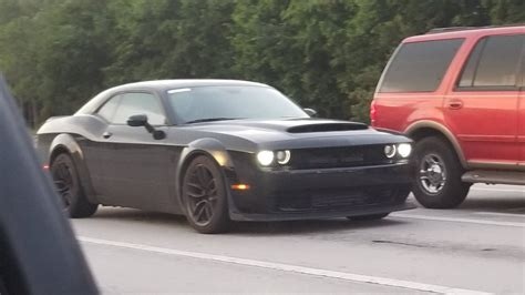 All Dodge by 2018 Dodge Challenger Causes A Stir In Traffic