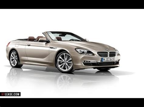 Bmw 1 Series Convertible Lease Deals by 2014 Bmw 6 Series Convertible Lease Deal Youtube