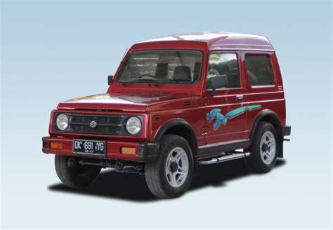 suzuki jimny katana suzuki jimny katana bali rent cars