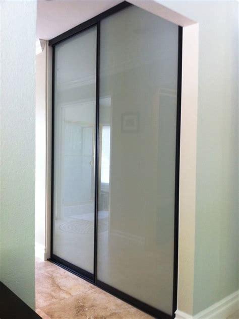 Contractors Wardrobe Closet Doors Contractors Wardrobe Custom Silhouette Closet Doors With White Laminated Glass Yelp