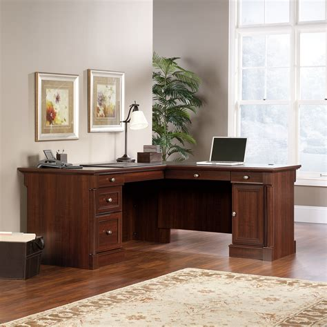 Sauder Palladia L Shaped Desk Palladia L Shaped Desk 413670 Sauder