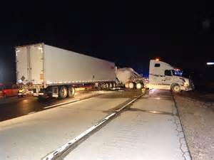Dodge County Examiner Fatal Wreck One Dead In Crash Involving Two Semis In