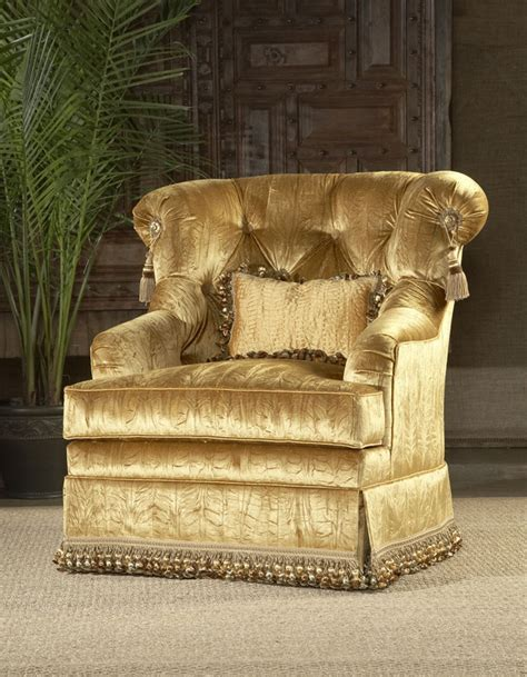 Gold Living Room Chairs High Style Furniture Luxury Living Room Chair Gold