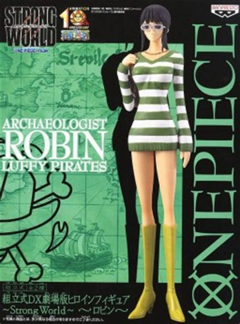 dx h figures one strong world nico robin dx heroin