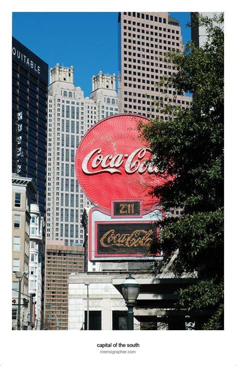 home of coca cola atlanta my travels