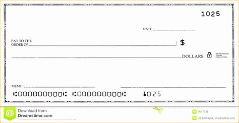 blank check template for students 7 sle of blank resume free sles exles