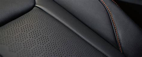 Leather Trimmed Upholstery by 2018 Subaru Crosstrek Wilsonville Subaru
