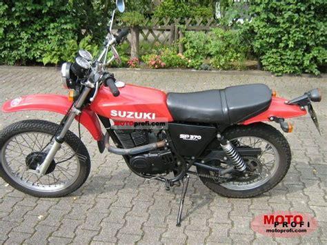 Sp 370 Suzuki Suzuki Sp 370 1979 Specs And Photos