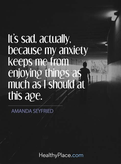 quotes  anxiety ideas  pinterest