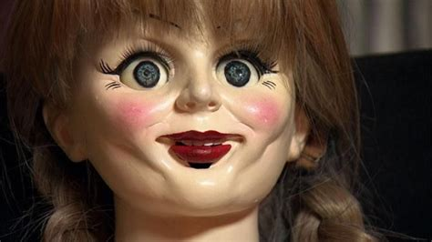 annabelle doll yahoo answers even the actors get creeped out by annabelle exclusive
