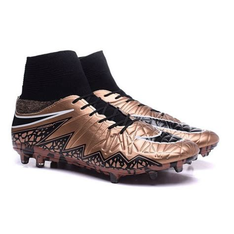 2013 new all black nike hypervenom phantom fg football shoes
