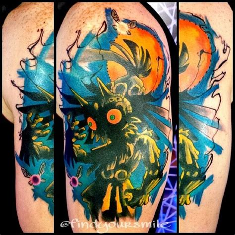 watercolor tattoo zelda watercolor watercolor