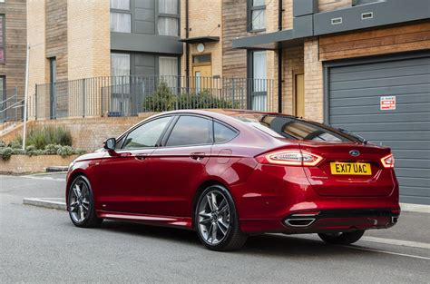 ford car line ford mondeo st line 2017 review autocar