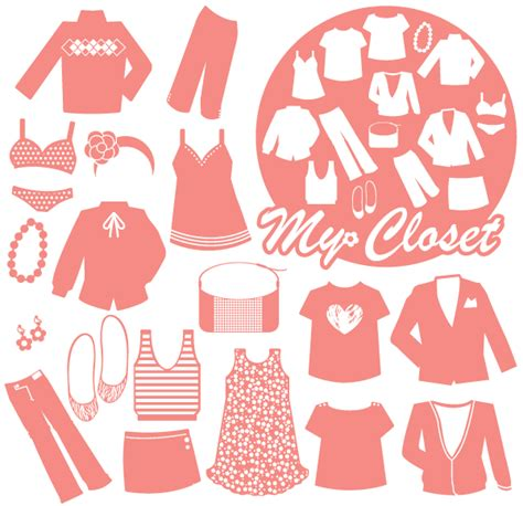 clothes vector design free download vector fashion pack download free vector art free vectors