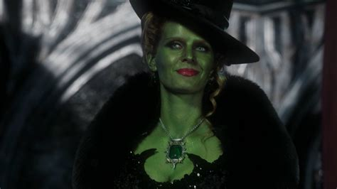 Wicked Behind The Emerald Curtain Zelena Once Upon A Time Wiki