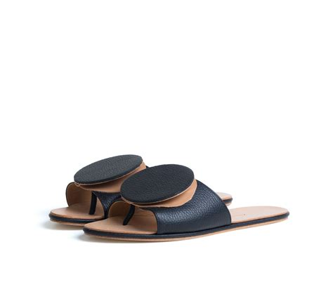 Sandal Vincci Vi20165599 Black Original Sale the palatines shoes caeleste slide sandal black pebbled smooth leather garmentory