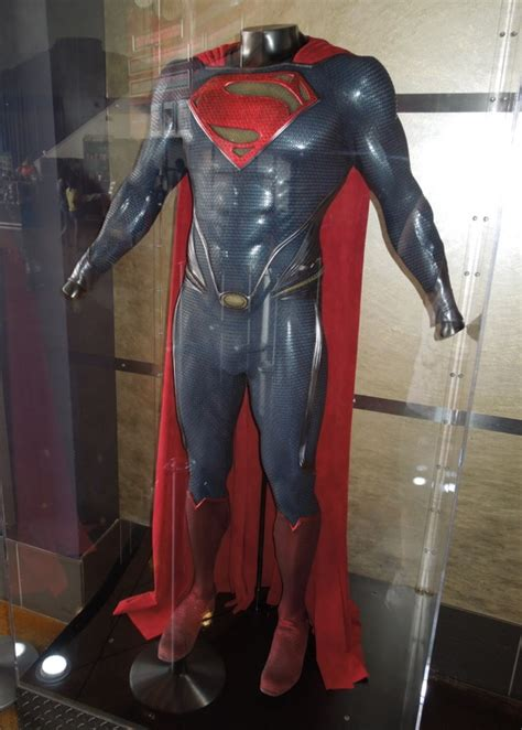 hollywood movie costumes and props man of steel superman