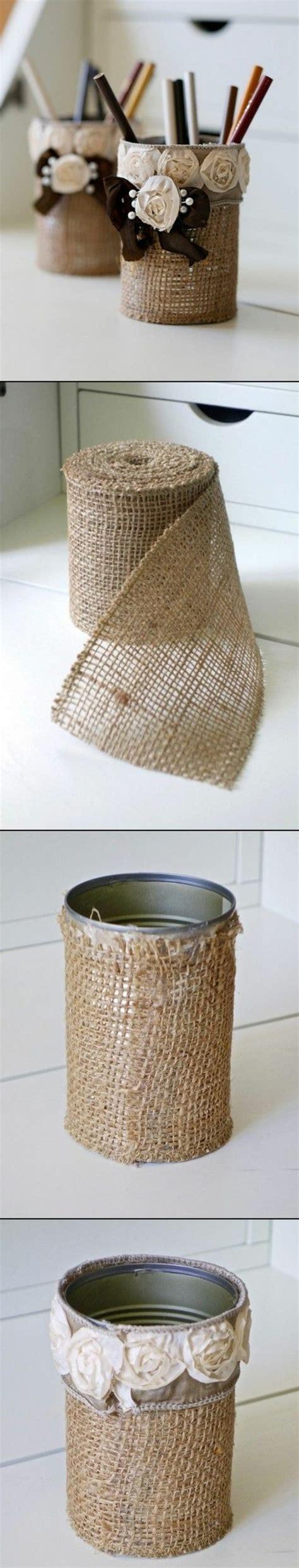 Fabriquer Un Pot De Fleur by 1001 Id 233 Es Pour Fabriquer Un Pot 224 Crayon Adorable Soi M 234 Me