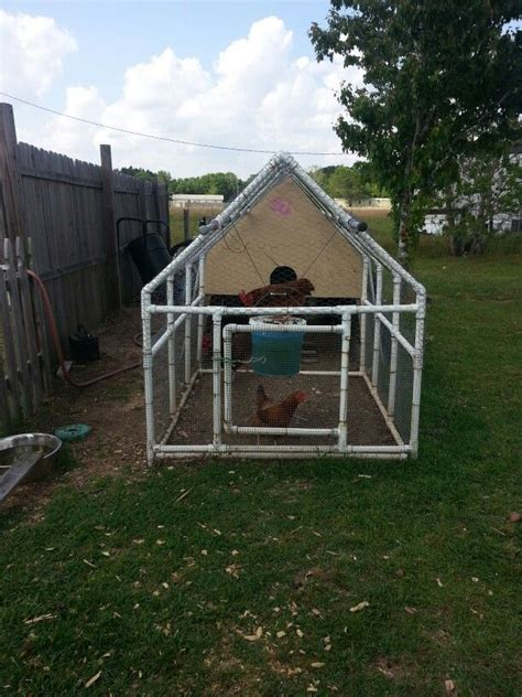 Handmade Chicken Coop - chicken coops healthy living